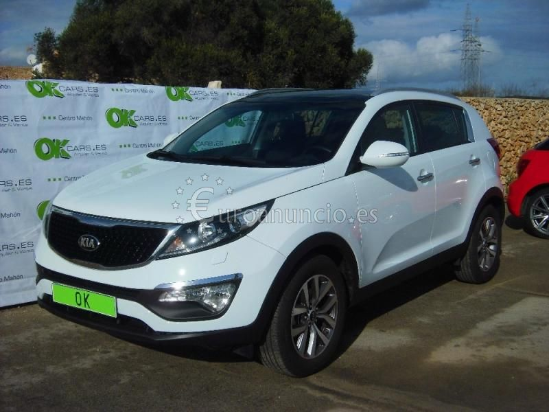 kia sportage 1 7 crdi 115 drive palma de mallorca baleares. Black Bedroom Furniture Sets. Home Design Ideas
